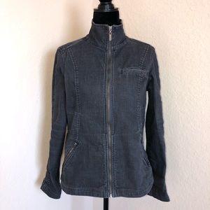 Prana Jean Zip Up Jacket